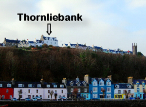 Photo of Thornliebank from Tobermory Pier